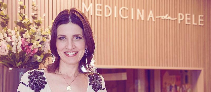 Dra. Tatiana Basso Biasi apresenta novo espaço da Medicina da Pele