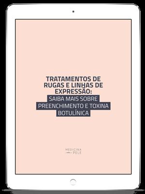 Tratamentos de rugas e linhas de expressão
