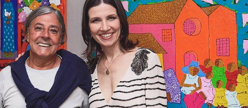 Dra. Tatiana Basso Biasi dedica Espaço para a Arte na nova Clínica