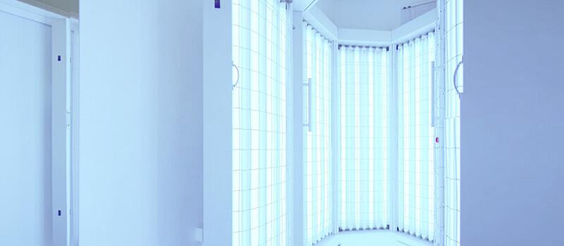 Fototerapia é um tratamento eficaz para várias doenças de pele